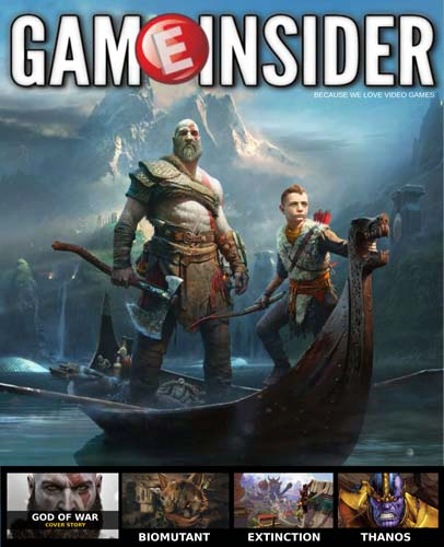 GAMEINSIDER November 2017