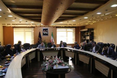 دکتر نصرتی : همکاری با شرکت های ایرانی ، الویت شهرداری رشت در بحث سرمایه گذاری است