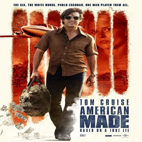 دانلود رایگان فیلم American Made 2017