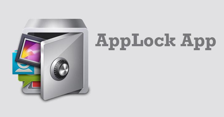 applock بهترین اپلیکیشن های رایگان اندروید