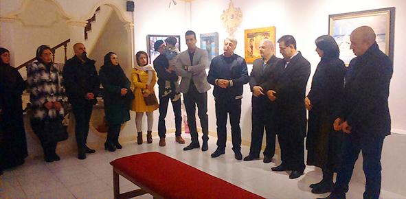 نمایشگاه یک از هزاران افتتاح شد؛ آثار هنرمندان برجسته بفروش می رسد