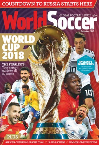 World Soccer December 2017