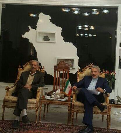 جلسه حزب اعتدال و توسعه استان فارس با حضور دبیر حزب شهرستان رستم