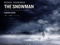 دانلود فیلم آدمبرفی - The Snowman 2017