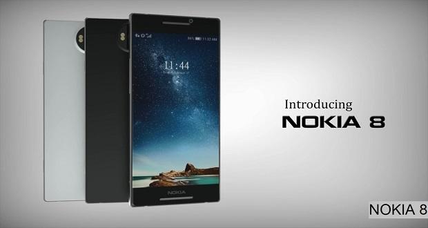 نوکیا 8