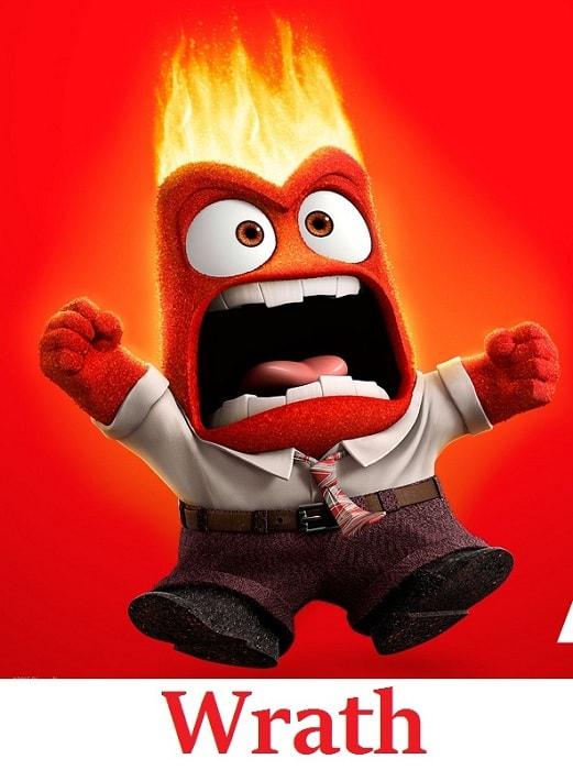 خشم – Wrath – آموزش لغات کتاب ۵٠۴ – English Vocabulary – کدینگ لغات ۵٠۴
