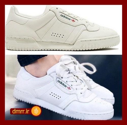 خرید آنلاین کفش سفید دخترانه جنس کفي PU