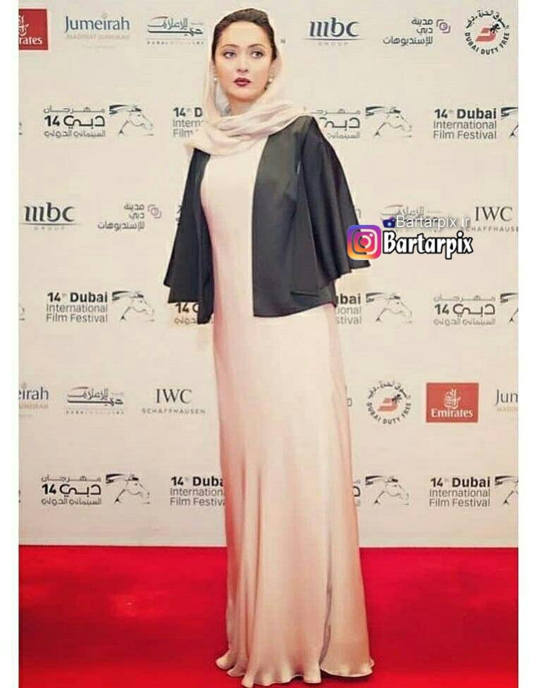 عکس های نیکی کریمی در جشنواره فیلم دبی 2017