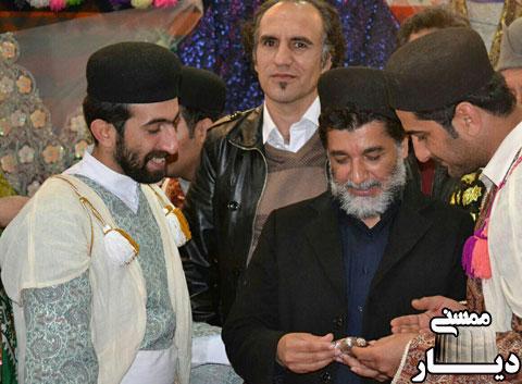 حضور انجمن میراث زاگرس ممسنی در جشنواره پیوند اقوام