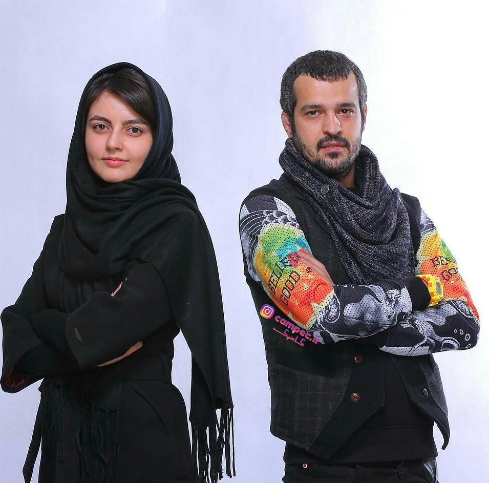 عکس بازیگران زن و مرد سریال سایه بان