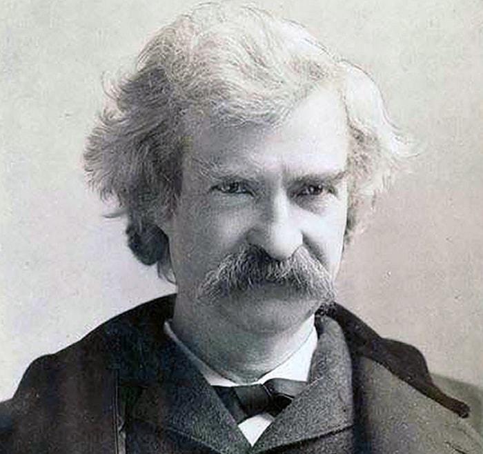 مارک تواین - Mark Twain