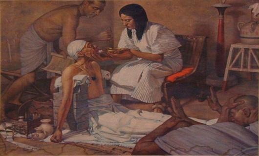 با ۱۰ روش تسکین درد و بیهوش کردن در دوران باستان آشنا شوید