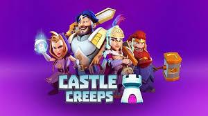دانلود بازی مدافعان قلعه - Castle Creeps TD اندروید