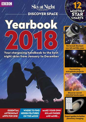 BBC Sky at Night Yearbook 2018
