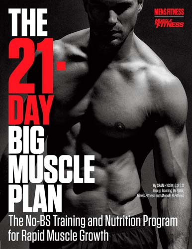 The 21 Day Big Muscle Plan