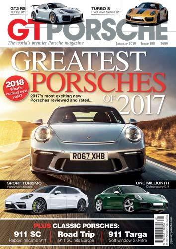 GT Porsche January 2018