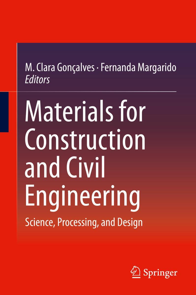 دانلود رایگان کتاب مصالح برای ساخت و مهندسی عمران