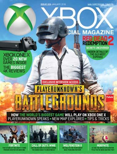 Official Xbox Magazine USA January 2018