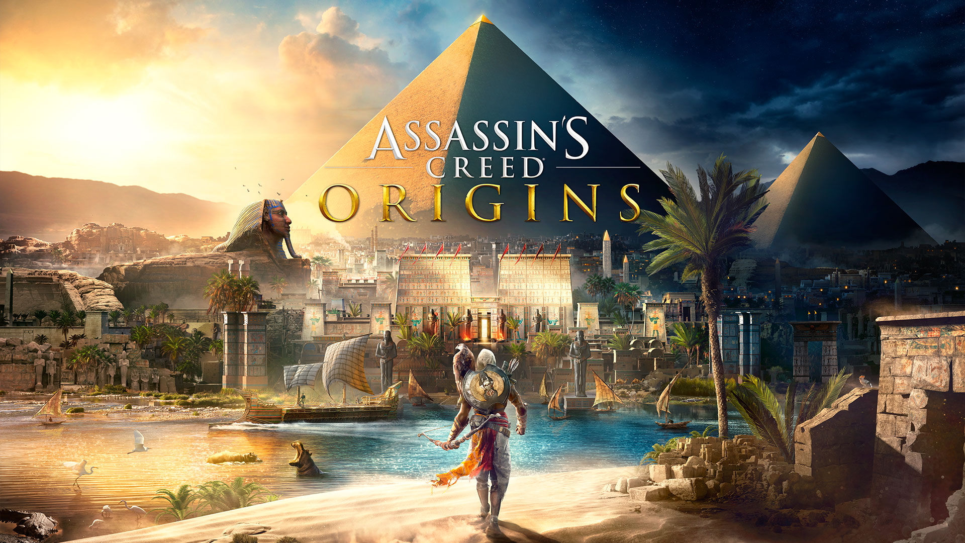دانلود کرک و انلاکر بازی Assassins Creed Origins