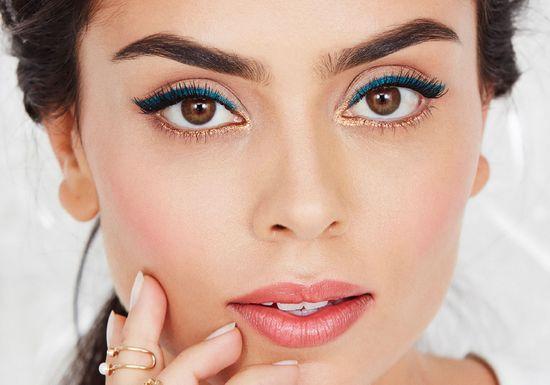 آموزش آرایش چشم تصویری برای داشتن آرایشی فوق العاده و خاص در تعطیلات آخر هفته!