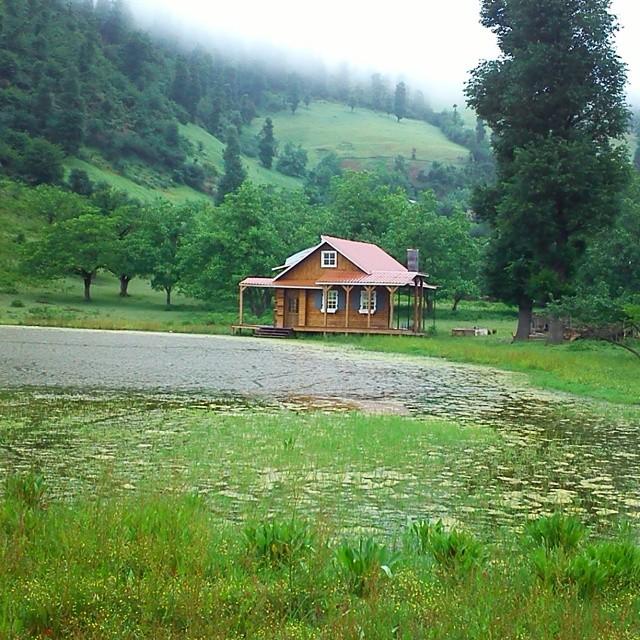 روستای استخرگاه رودبار