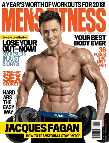 Mens Fitness January 2018