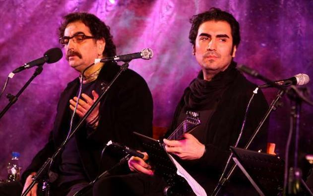 """کنسرت آواز پارسی """" شهرام ناظری و حافظ ناظری """"در رشت"""