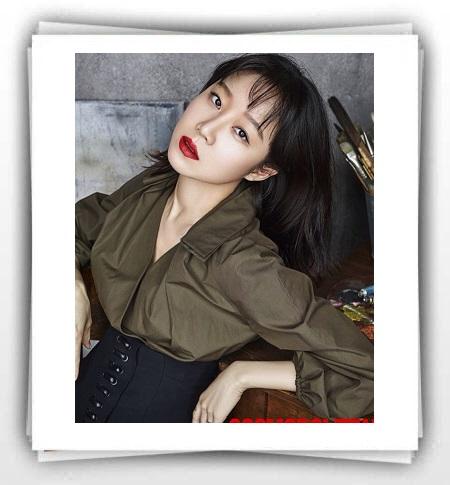 بیوگرافی گونگ هیو جین