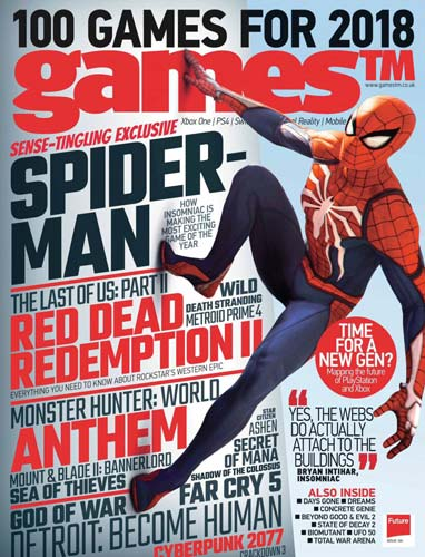 GamesTM Issue 195 2017