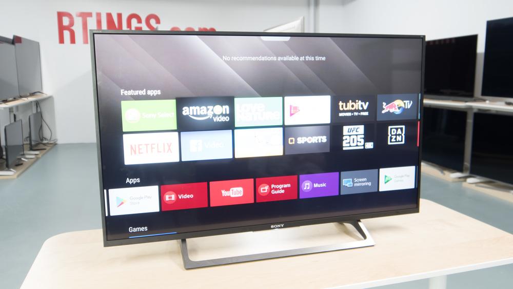 تلویزیون ال ای دی سونی 49 اینچ 49w800e