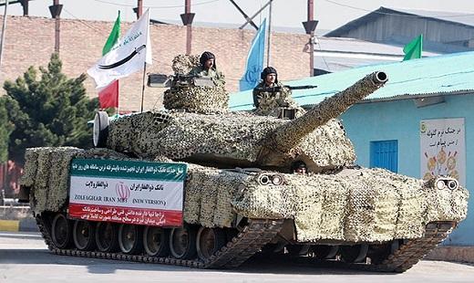 از «سفیر» تا «ذوالفقار» با خودروهای تهاجمی ایران آشنا شوید