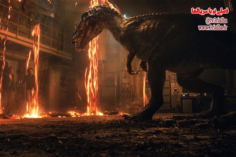 پایان فیلم پادشاهی سقوط کرده زمینه ساز فیلم دنیای ژوراسیک 3 خواهد بود