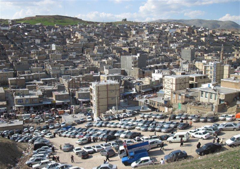 Bazarche Javanrood7 - بازارچه مرزی جوانرود