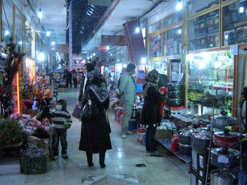 Bazarche Javanrood10 - بازارچه مرزی جوانرود