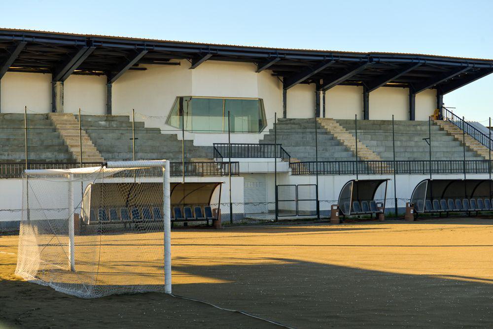 مجموعه ورزش های ساحلی قایقران منطقه آزاد انزلی  ورزشگاهی با استانداردهای بین المللی