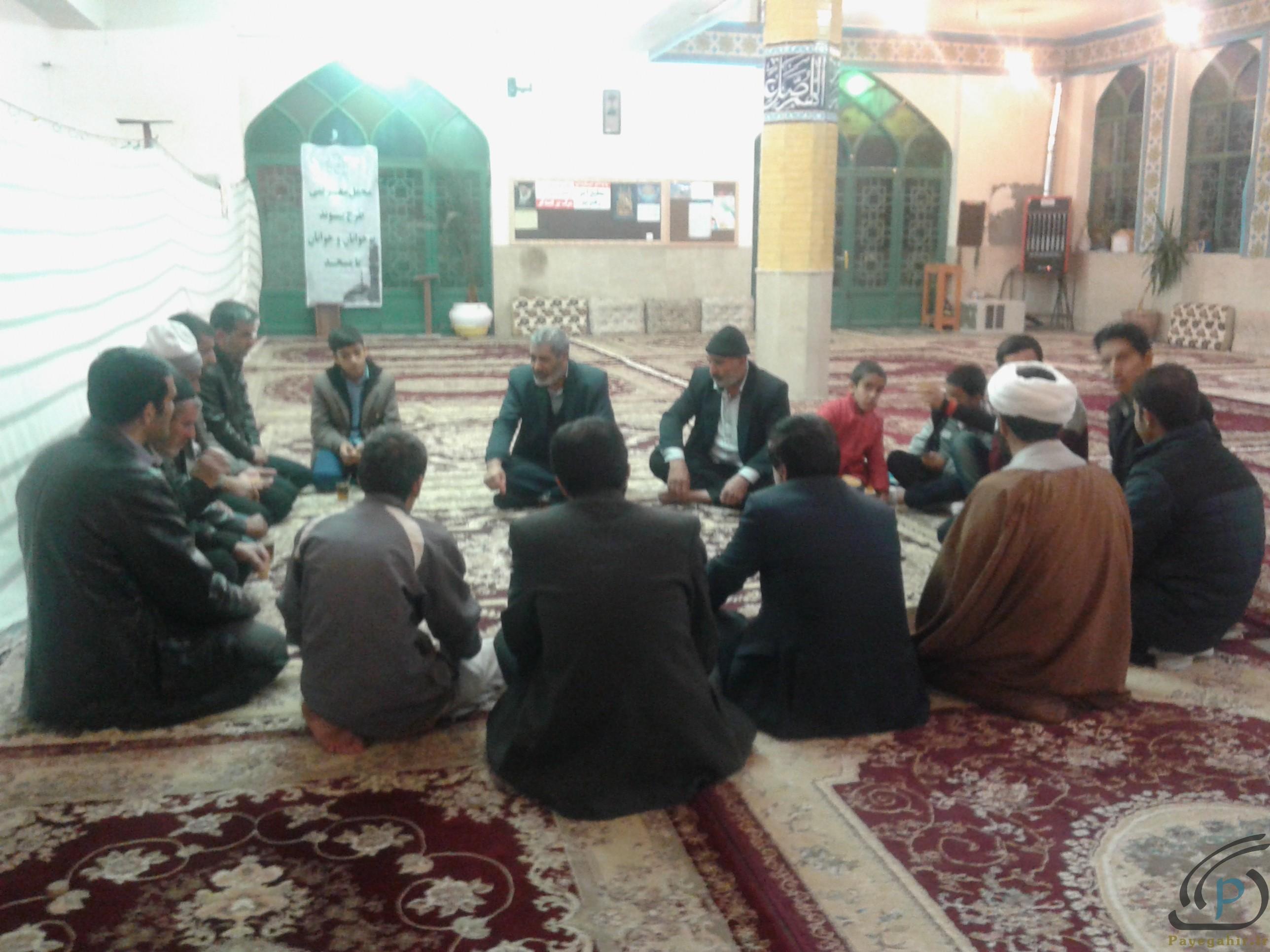 مسجد امام حسن وردنجان