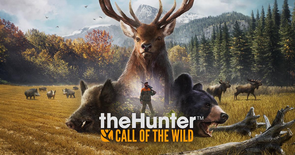 دانلود ترینر بازی THEHUNTER: CALL OF THE WILD