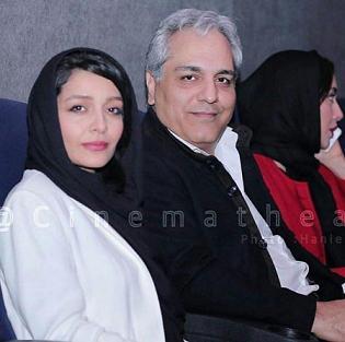 عکس مهران مديري و ساره بيات