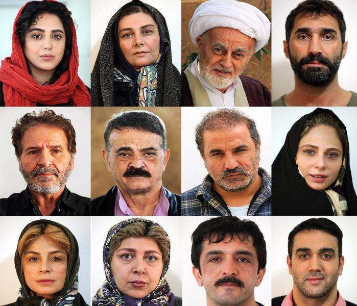 رونمایی از تست گریم بازیگران فیلم محمدحسین لطیفی فیلمبرداری «به وقت خماری» آغاز شد