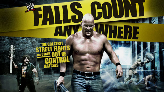 WWE Falls Count Anywhere 2012