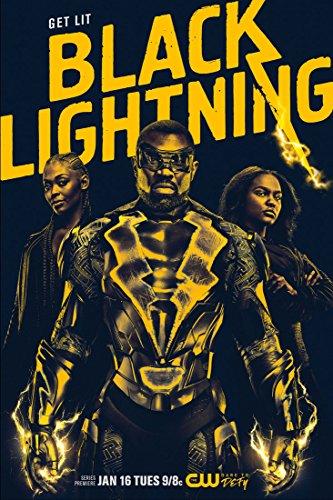 سریال Black Lightning