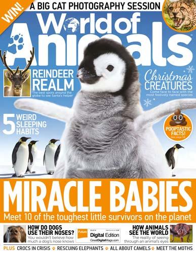 World of Animals UK Issue 54 January 2018