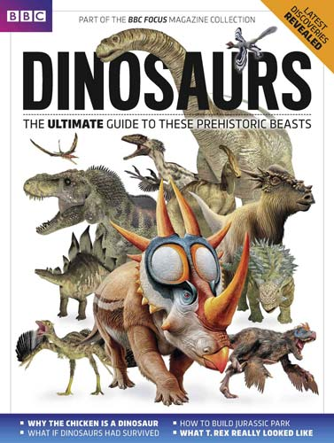 BBC Focus Dinosaurs 2017