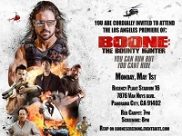 دانلود فیلم Boone The Bounty Hunter 2017