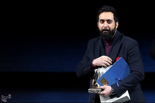 مهدی یراحی، بهترین خواننده جشنواره موسیقی فجر شد