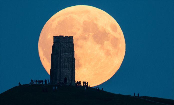 تلاقی سه رویداد قمری در 11بهمن96: «ابرماه سرخ آبی»!