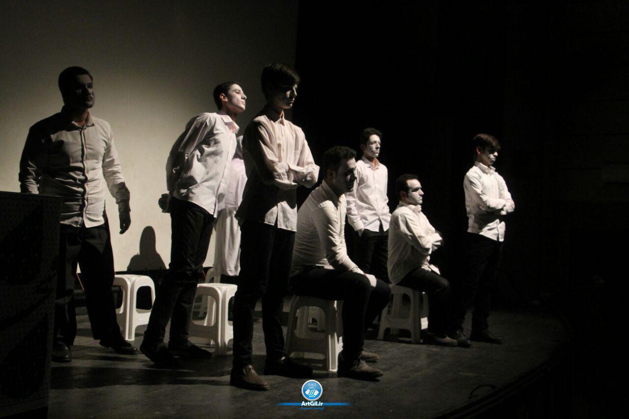 اجرای برنامه توسط آموزشگاه نمایش سینمایش