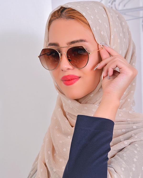 قیمت عینک آفتابی ویوا طرح زنانه جدید