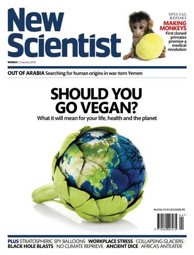 New Scientist 27 January 2017