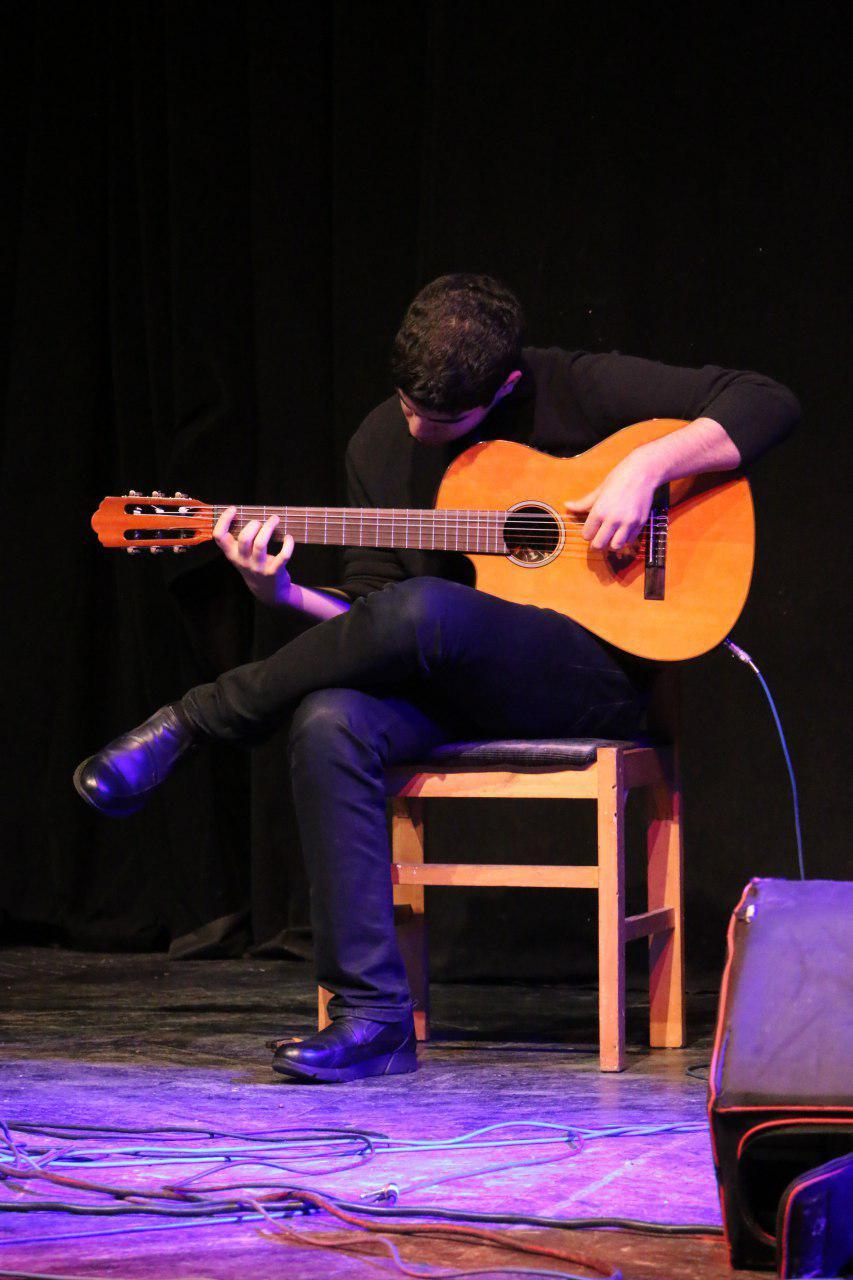 آموزشگاه موسیقی آرش در سالن شهید انصاری مجتمع فرهنگی هنری خاتم الانبیا رشت